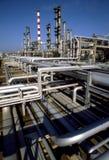 Planta de petróleo Imagem de Stock