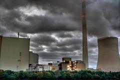 Planta del carbón Fotos de archivo