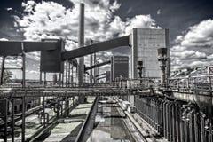 Planta del horno de coque de Zeche Zollverein Fotos de archivo