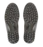 Planta del pie del zapato Fotos de archivo