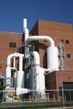 Planta do tratamento da água Fotografia de Stock Royalty Free