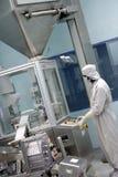 planta farmacêutica Fotos de Stock
