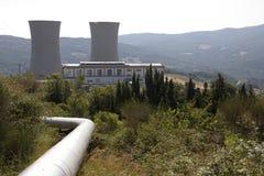Planta Geothermal fotos de stock