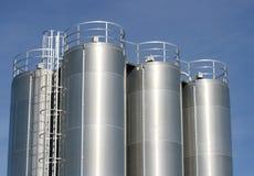 Planta industrial Fotos de Stock Royalty Free