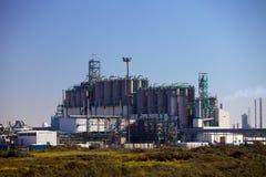Planta industrial Fotografia de Stock Royalty Free