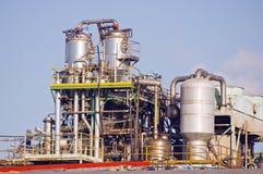 Planta industrial Fotografia de Stock
