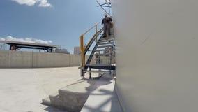 Planta industrial video estoque