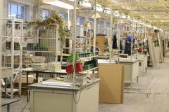 Planta industrial Fotografía de archivo libre de regalías