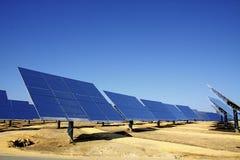Planta solar Foto de archivo