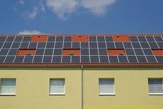 Planta solar 32 foto de stock royalty free