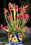 Planta vermelha Imagens de Stock Royalty Free