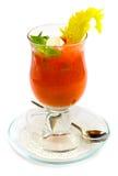 Plantaardige cocktail Stock Fotografie