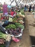Plantaardige marcket in dummalasooriya Sri Lanka Royalty-vrije Stock Fotografie