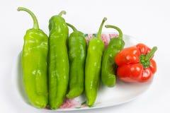 Plantaardige peper Royalty-vrije Stock Afbeelding