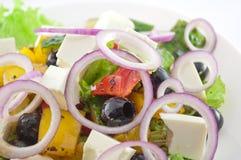 Plantaardige salade stock afbeeldingen