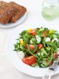 Plantaardige salade Royalty-vrije Stock Afbeeldingen