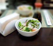 Plantaardige Salade Stock Foto's