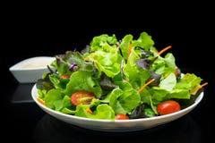 Plantaardige saladebar royalty-vrije stock afbeelding