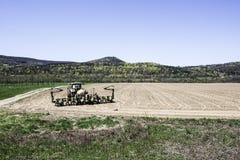 Plantador da exploração agrícola Foto de Stock Royalty Free