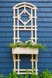 Plantador de la flor Foto de archivo libre de regalías