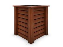 Plantador de madeira Imagens de Stock Royalty Free