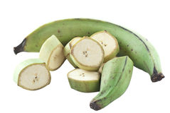 Plantain Stock Image