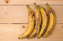 Plantain bananas Royalty Free Stock Photo
