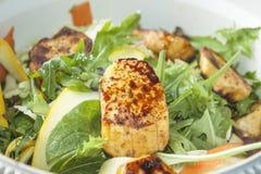 Plantain salad Stock Photo