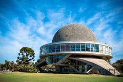 Planétarium, Buenos Aires Argentinien Images stock