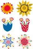 Plantas abstractas libre illustration