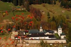 Plantas y monasterio Imágenes de archivo libres de regalías