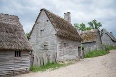 Plantation de Plimoth, mA, Etats-Unis photographie stock