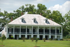 Plantation House Stock Photography