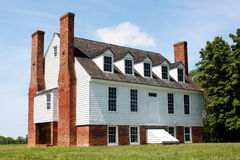 Plantation House Royalty Free Stock Photo