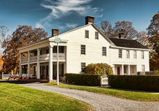 Plantation house Royalty Free Stock Photography