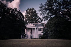 Plantation House Royalty Free Stock Images