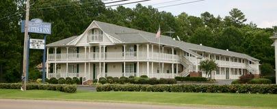 Plantation Oaks Inn & Suites Landscape Stock Photography