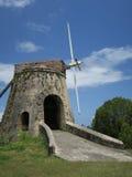 Plantation Sugar Mill Windmill Stock Photography