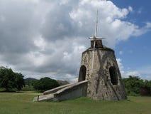 Plantation Sugar Mill Windmill Royalty Free Stock Photo