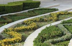 Plantator lub ogród pałac sztuki piękne Meksyk zdjęcie royalty free