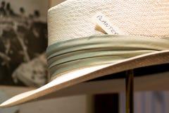 Plantatorski kapelusz Zdjęcia Royalty Free