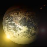 Planète Photo stock