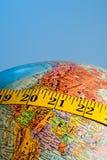 Planète obèse Photos stock