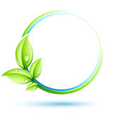 plante verte de concept Photos libres de droits