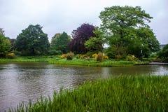Planten un Blomen park Stock Image