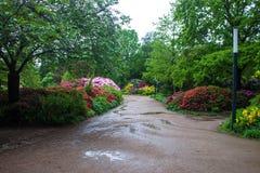 Planten un Blomen park Royalty Free Stock Image