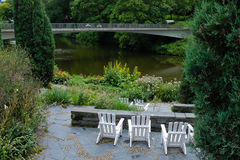Planten un Blomen park w Hamburg Fotografia Stock