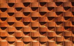 Planter blocks retaining wall. Background, texture Stock Image