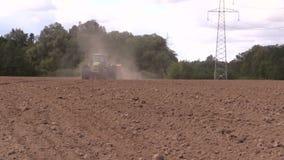 Plantera skördar Jordbruks- branscharbeten lager videofilmer