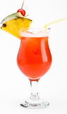 Planters punch cocktail Stock Photography